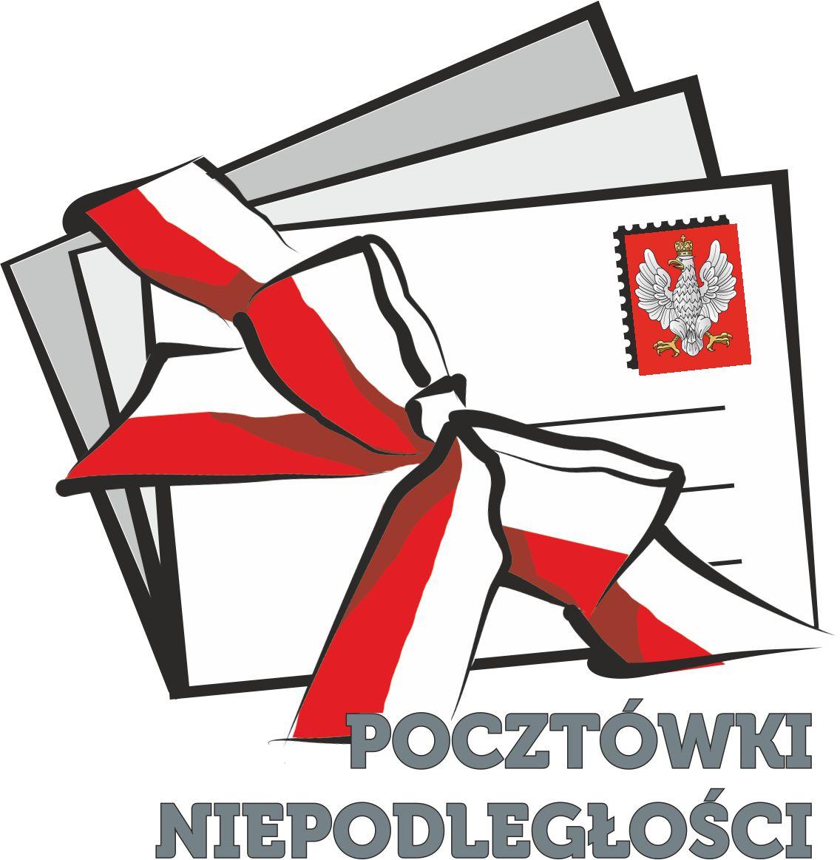 Pocztowki Niepodleglosci - logo